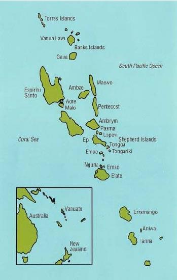 Vanuatu Fact File